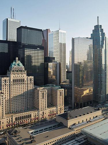 Fairmont Royal York Hotel De Lujo En Toronto Fairmont Hotels Resorts